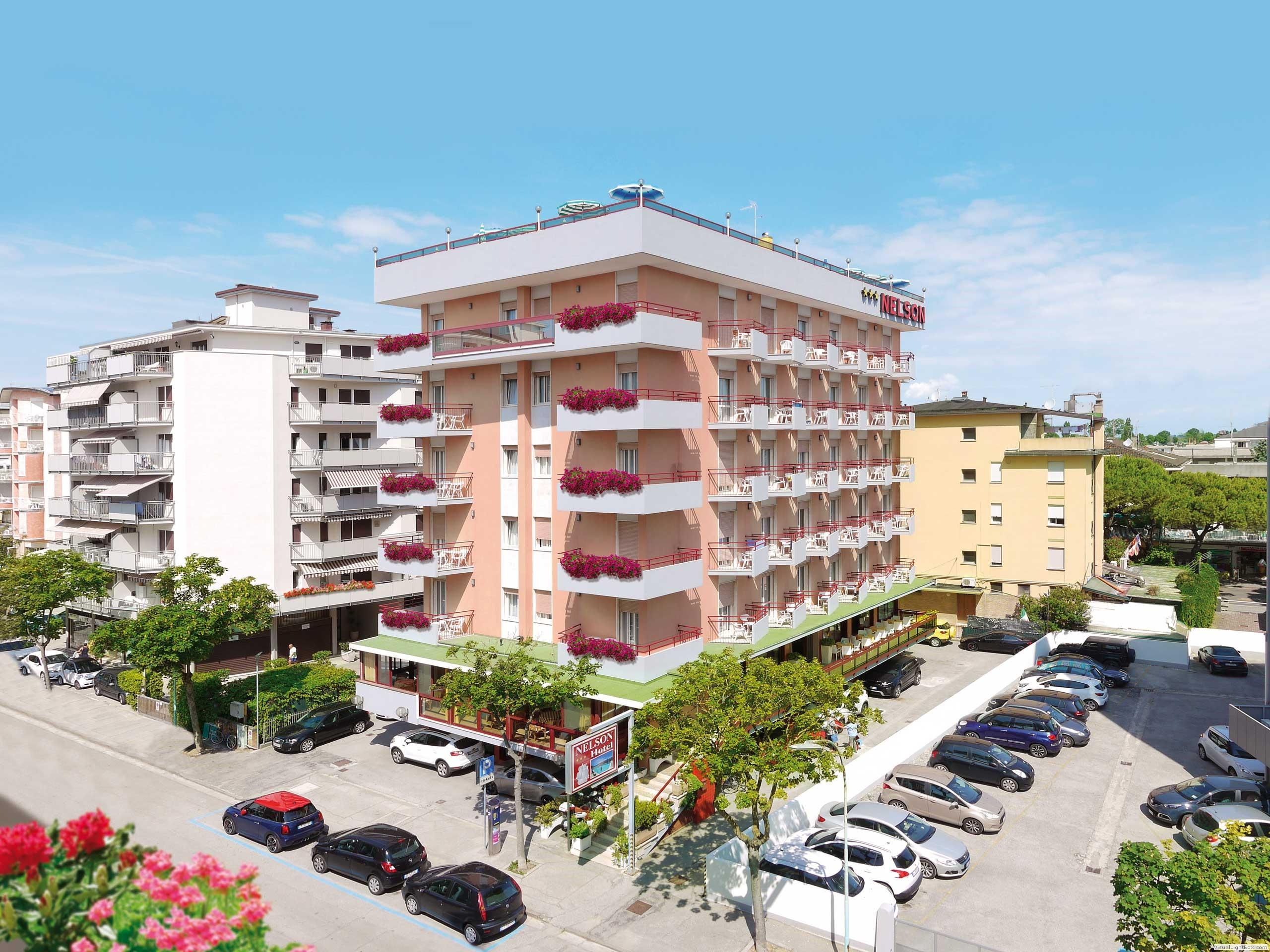 Hotel Nelson*** 3 stelle Jesolo Lido Venezia